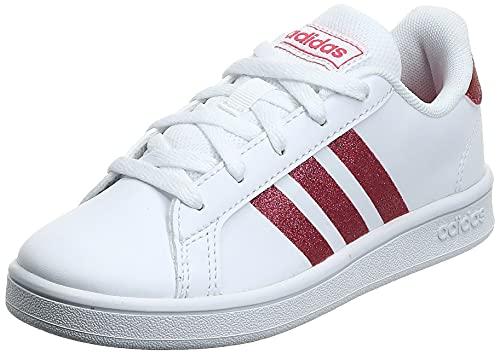 adidas Grand Court Base, Sneaker Hombre, Blanco, 42 EU