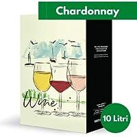 chardonnay veneto igt - confezione da 10 litri