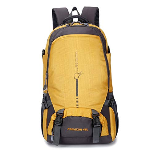 Traveling Bag - Laptop Daypack 45L Travel Backpack - Packable Portable and Easy to Fold Durable Lightweight Hiking Daypack for Women & Men