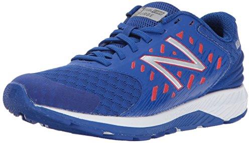Calzado de running para ni?os Urge V2, azul / rojo, 11 ni?os peque?os de Estados Unidos
