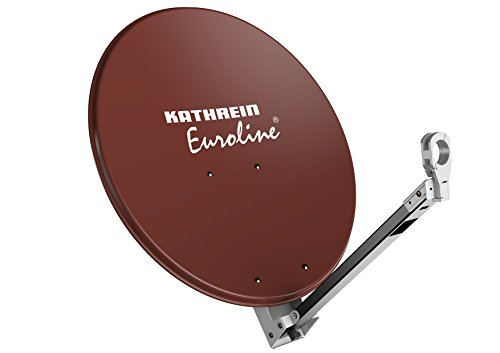 Kathrein 20010049 Satelliten-Antenne, Rot