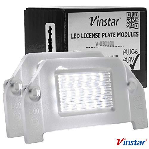 LED Kennzeichenbeleuchtung kompatibel mit 300C Sebring 200 Thema