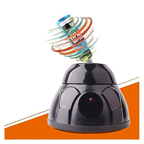 XiuLi Mini Mezclador de vórtice Modo táctil Órbita de 4,5 mm con 5200 RPM Mini Mezclador de vórtice multipropósito para Tubos de ensayo de Laboratorio