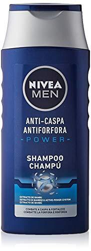 Nivea Men Shampooing anti-caspa Power – Paquet de 6 x 250 ml – Total : 1500 ml