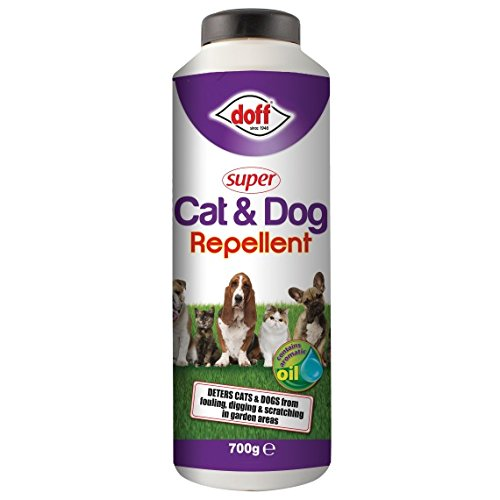 4 X Doff 700g Super Cat & Dog Repell