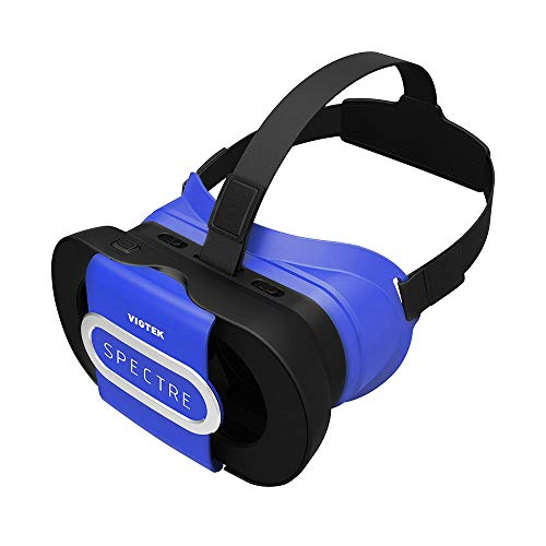 Learn More About VIOTEK Spectre Folding Virtual Reality VR Headset Phone Accessory - Lightweight Gla...