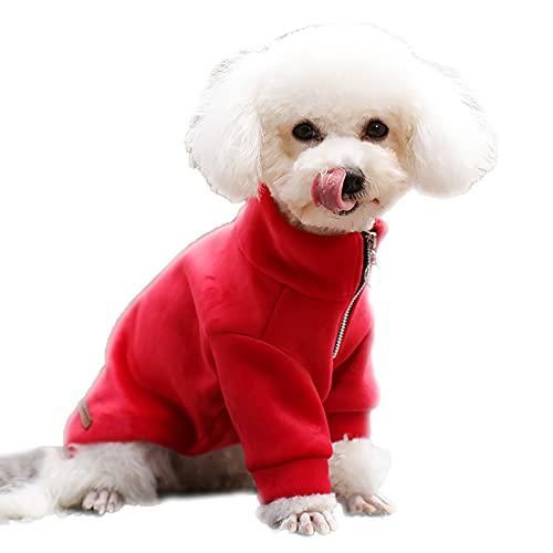 Dracol Abrigo clido para perros, abrigo para mascotas, abrigo para perros o gatos, estilo moderno, varios tamaos disponibles