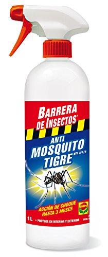 Compo Repelente Barrera de Insectos Insecticida para Mosquit