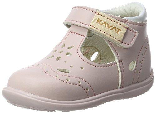 Kavat Ängskär XC, Chaussures Bébé Marche Garçon Fille, Rose, 20 EU