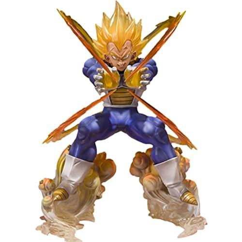 Dbz Dragon Ball Z Vegeta Zero Action Figures PVC Final Flash Toy Anime Super Saiyan Collection Modelo Figurine 14 cm