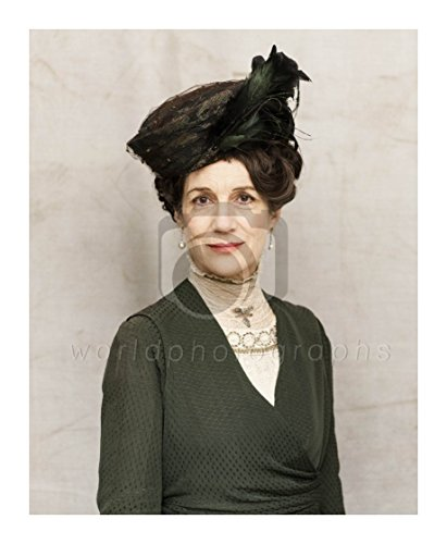 Downton Abbey (TV) Harriet Walter 10x8 Photo