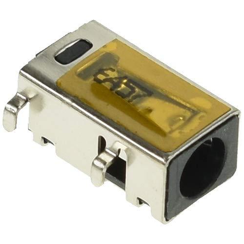 Puerto de carga de repuesto compatible con LENOVO IdeaPad 100-15IBD DC Power Jack Socket