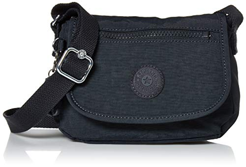 Kipling Women's Sabian Crossbody Mini Bag, BLUE bleu, One Size