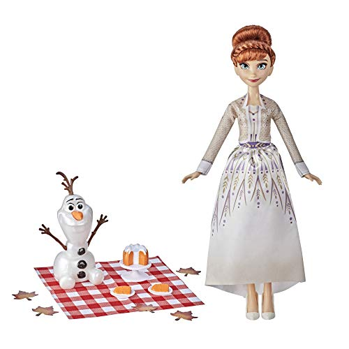 Disney Frozen 2 Anna and Olaf's Aut…