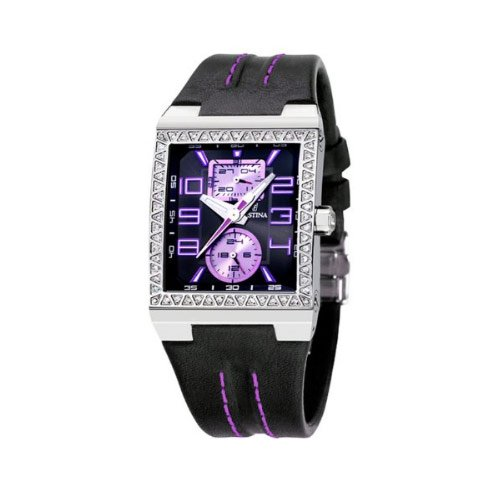 FESTINA Chrono F16295/3 - Reloj de Mujer de Cuarzo, Correa d