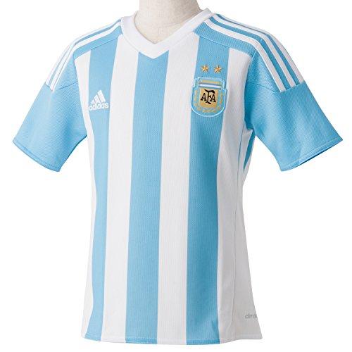 adidas - Camiseta de niños 1ª equipación Argentina 2015