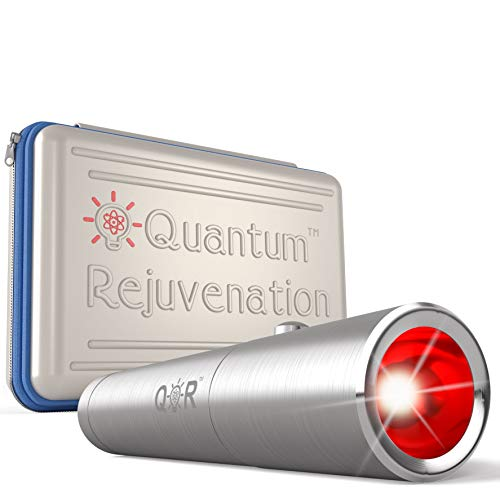 Buy Bargain Quantum Rejuvenation® Introductory Sale - Red Light Therapy Device - FDA Registered Adv...
