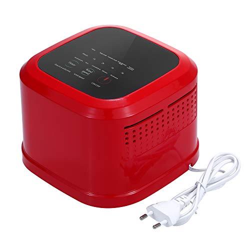 Kecheer Purificador de aire ionizador portatil con filtro HEPA para casa,ionizador negativo de aire,generador de iones negativos portátil para PM1.0,PM2.5