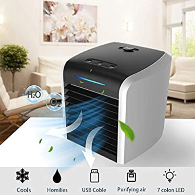 Portable Air Conditioner Cooler Summer Space Co...