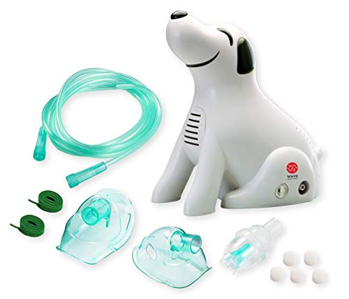 Wave Medical Kid Friendly Cool Mist System with Accessories