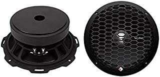 2 Rockford Fosgate PPS4-8 8-Inch 500 Watt 4-Ohm MidRange Car Stereo Speakers