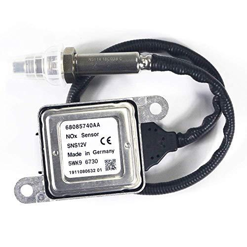 IMAChoice NOx Sensor Nitrogen Oxide Sensor 5WK96730 OEM 68085740AA For Dodge Ram 2500 3500 4500 5500 2013-2015