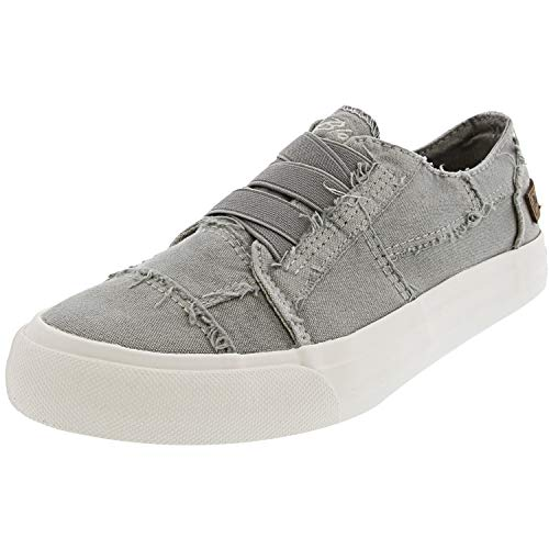 Blowfish Marley Sweet Gray Color Washed Canvas 8 M