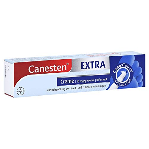 Canesten® Extra Creme 10 mg/g mit CanesTouch® Applikator, 15 mg