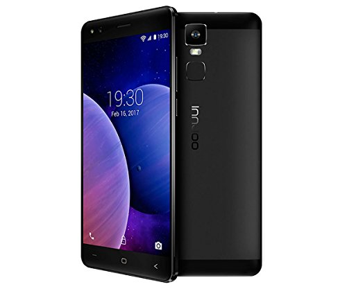 Telefono Movil Innjoo Halo 3 Plus 5.5' 2+16GB 4G Fingerprint Negro