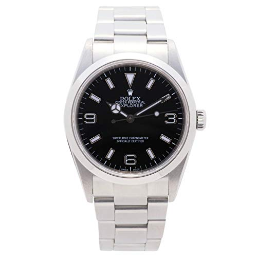Rolex Explorer Automatic-self-Wind Male Watch 114270 (Certified Pre-Owned)