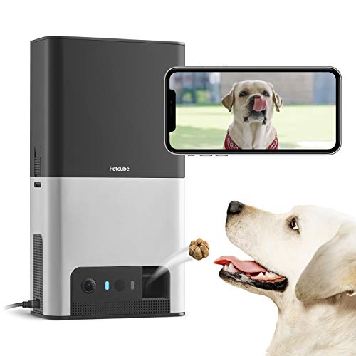 Petcubes Bites 2 WI-FI Camera With Treat Dispenser