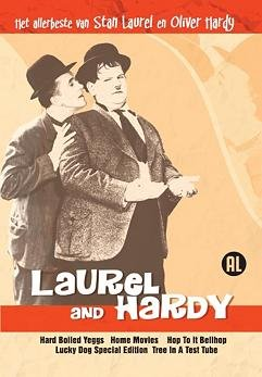 Laurel & Hardy Vol 2 (Kid Speed / Stick Around / the Sawmill / Yes, Yes, Nanette / the Slippery Pearls / the Tree in a Test Tube / West of Hot Dog / Oranges and Lemons)