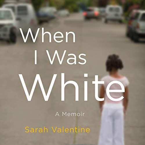 When I Was White audiobook cover art