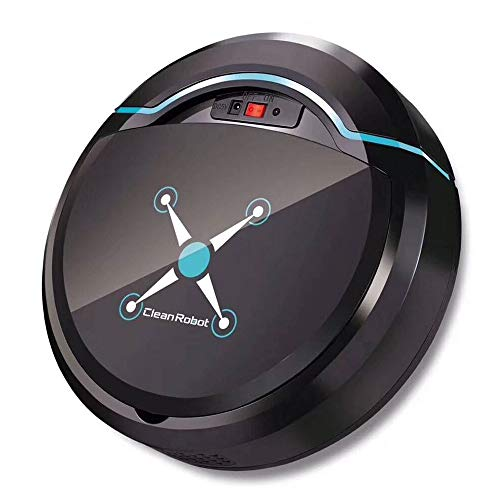 Lowest Prices! YLOVOW Robotic Vacuums Cleaner, Tangle-Free Suction for Pet Hair, Hard Floor, Thin Ca...