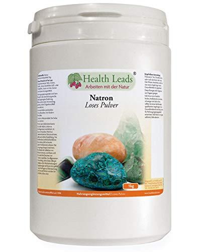 Natron (Loses Pulver) 1 kg, Optionen für mehrere Größen