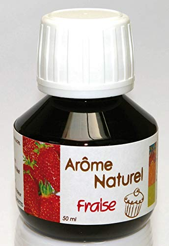 Aroma Natural Fresa 50ml