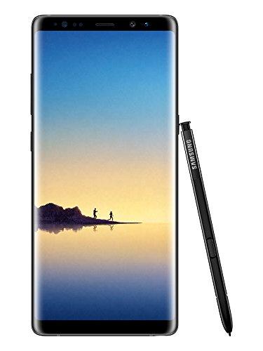 Samsung SM-N950F Galaxy Note 8, Nero (Midnight Black)