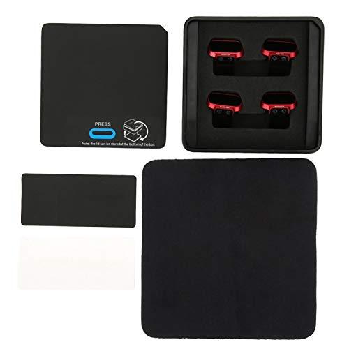 Tomantery Filtro ND Accessori per droni Filtro per Lenti ND per DJI Mavic Mini(Red)