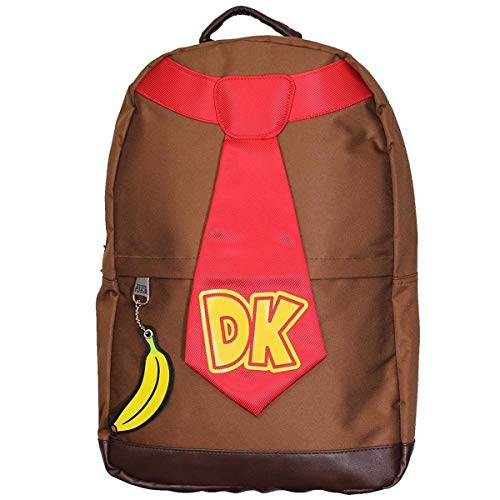 Difuzed Nintendo Backpack Donkey Kong Tie Borse