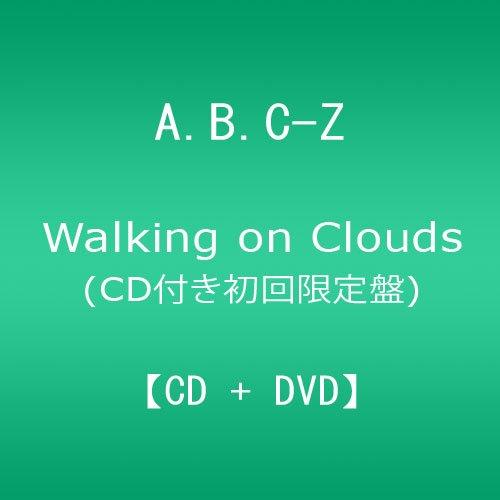 Walking on Clouds(CD付き初回限定盤)(DVD+CD)