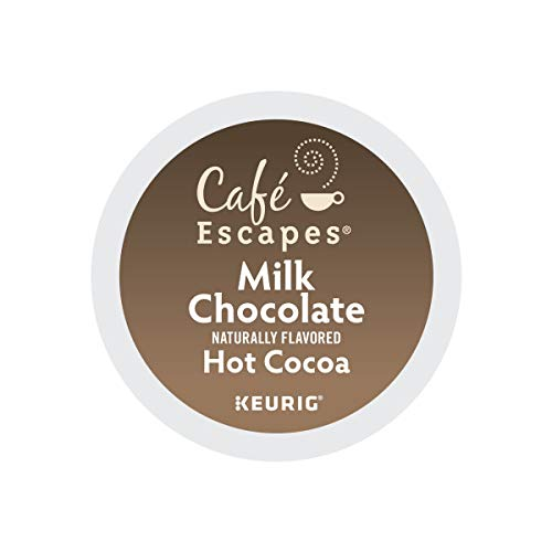Cafe Escapes, Milk Chocolate Hot Cocoa,...