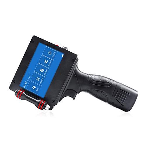 AJYE Portable Intelligente Hand Tintenstrahldrucker/Etikettiermaschine, LED-Screen-Display Inkjet-Kodierung-Maschine Für Warenzeichen, Logo, Grafik, Datum Coder, Beschriften Usw. - T30