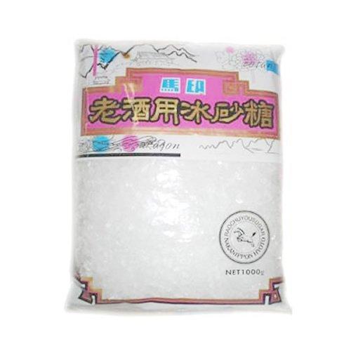 中日本氷糖 老酒用氷砂糖 1kg