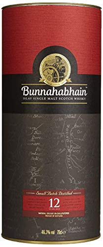 Bunnahabhain 12 Jahre - Islay Single Malt Scotch Whisky (1 x 0.7 l) - 2