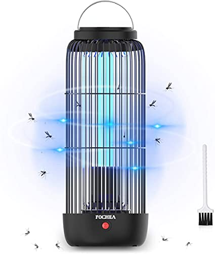FOCHEA Mosquito Killer Lamp, Electric Mosquito Killer Fly Killer Trap Fly...