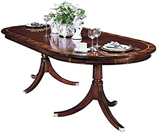 Best henkel harris dining table mahogany Reviews