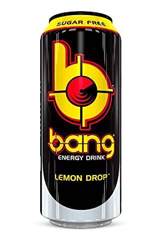Bang Energy Lemon Drop 12 x 0,5 liter