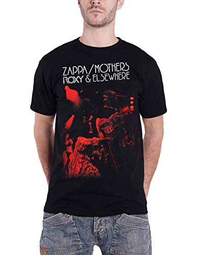 Frank Zappa T Shirt Roxy & Elsewhere Nue offiziell Herren