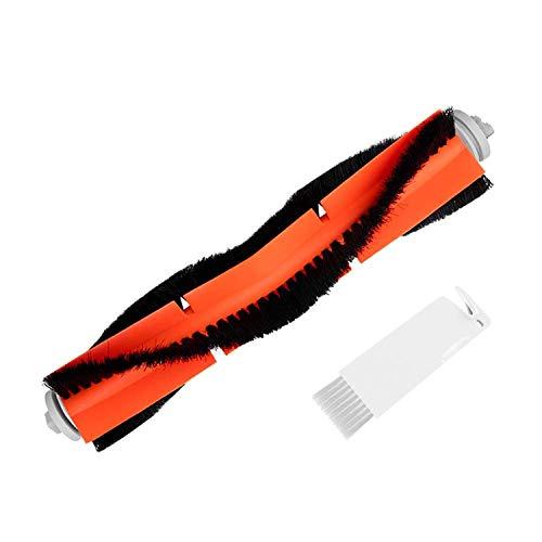 Ersatzteile für Roborock S50 S55 S6 S5Max Saugroboter Ersatzteile Sparpack Austauschteile Reparatur Zubehör ZINNZ Selected (Hauptbürste)
