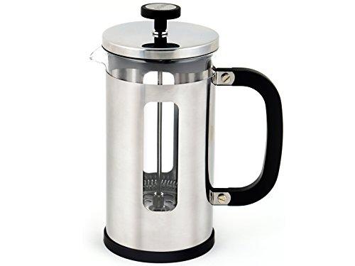 La Cafetière Pisa-Kaffeebereiter für ca. 8 Tassen, Chrom, 1 L (1¾ Pints)
